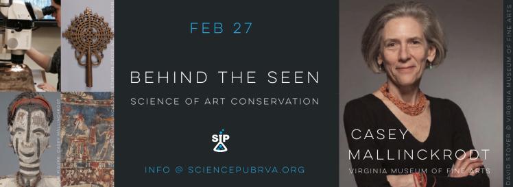 Science Pub RVA -February 27, 2017